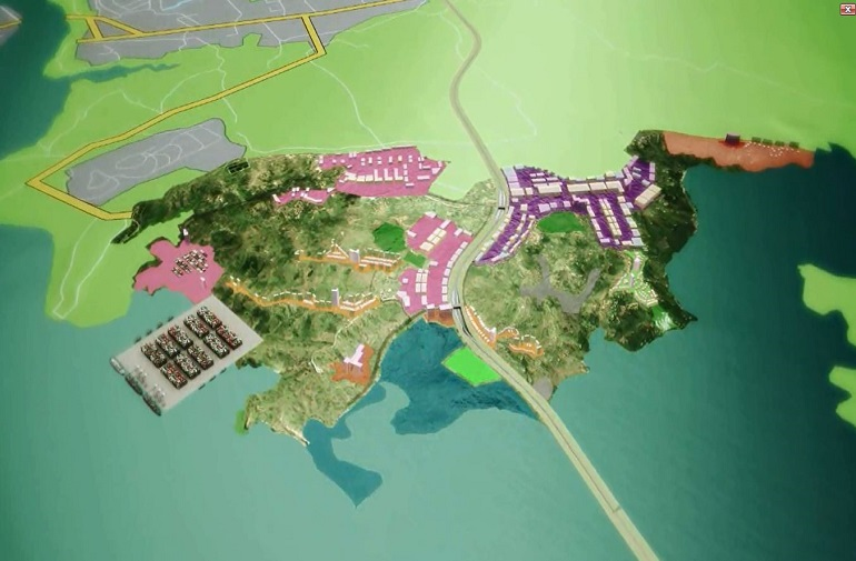 Special Economic Zone, Mombasa Gate City Master Plan